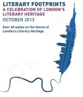 Literary Footprints Festival in London