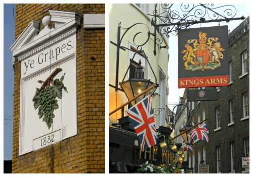 London Shepherd Market Pubs