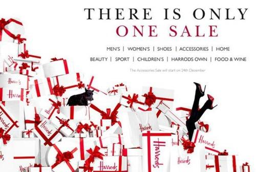 London January Sales!