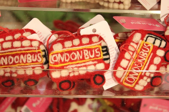 6-london-bus-felt-christmas-decoration