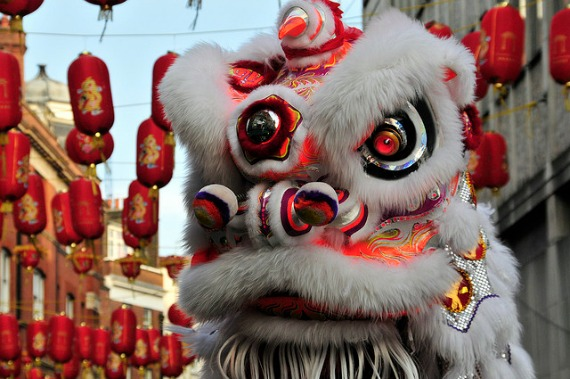 Celebrate Chinese New Year in London 2014