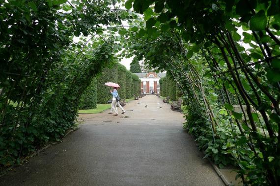 Kensington Palace Garden Orangery
