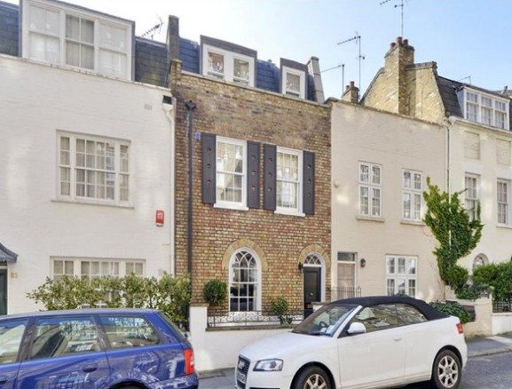 Buying a London Home in Kensington
