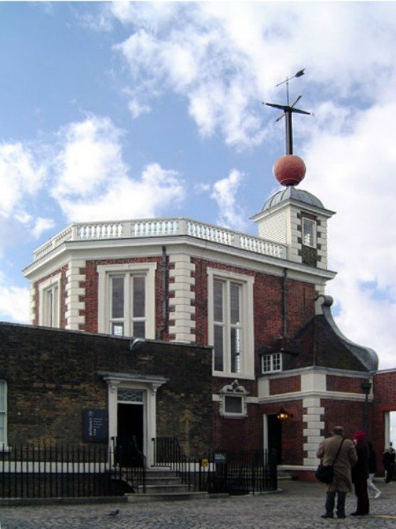 The Royal Observatory; home to time itself.