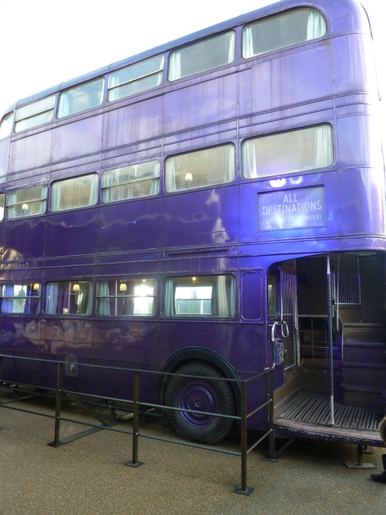 Definitely not coming to a London street near you, the triple-decker Night Bus