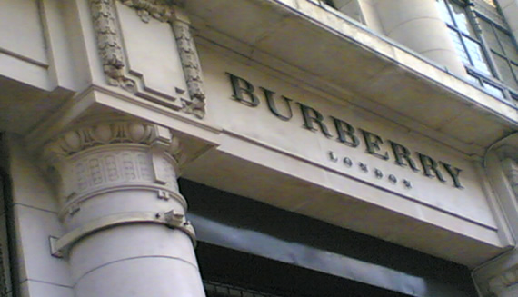 Burberry Brings Fashion to Kensington Gardens