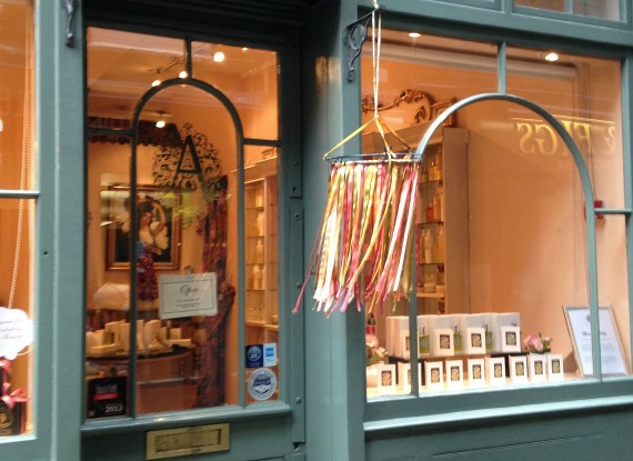 Angela Flanders Artisan Perfumery Artillery Row