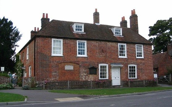 Jane Austen's home at Chawton