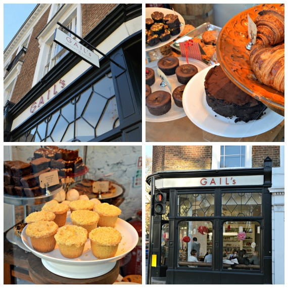Gails Artisan Bakery and Cafe Chelsea