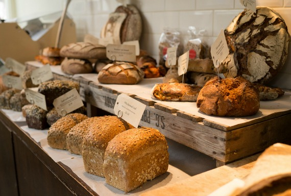 Gails Artisan Breads Chelsea London
