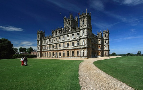 Highclere Castle Summer 2014 Tickets