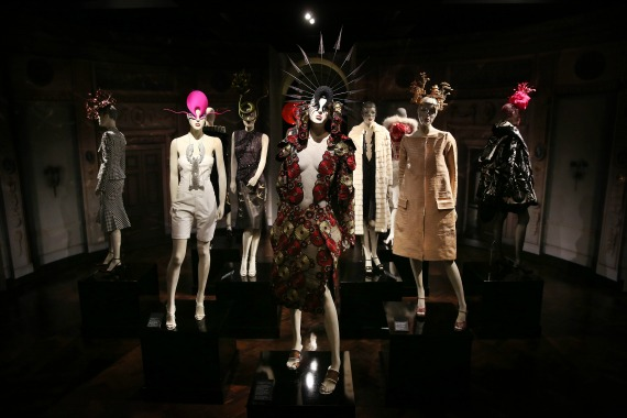 Isabella Blow Fashion Galore Exhibit London Somerset House