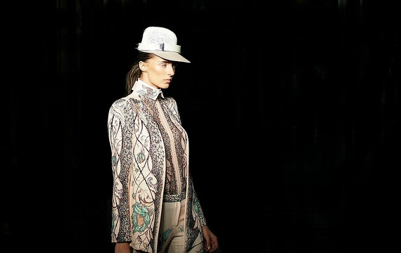 London Fashion Weekend at Somerset House