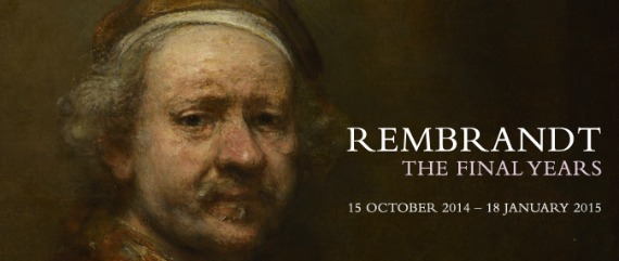 Rembrandt the Final Years National Gallery London