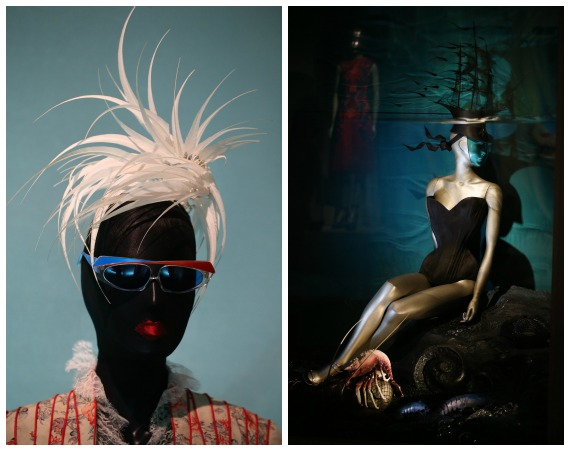Somerset House Isabella Blow Fashion Galore Exhibition Review
