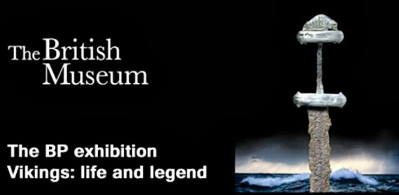 Vikings: Life and Legend at the British Museum from 6 March – 22 June 2014