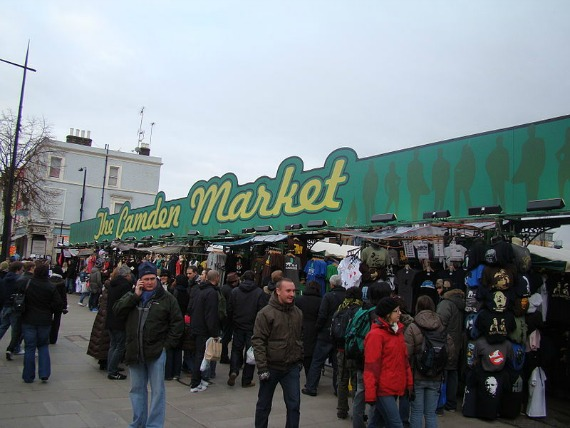 Not the real Camden Market.