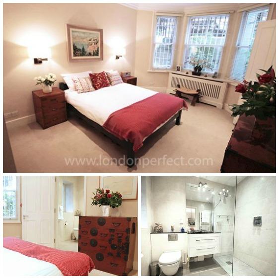 Chelsea Second Bedroom with En Suite Shower Room