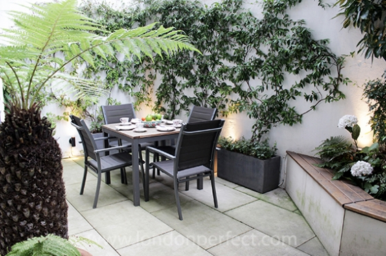 Cheslea Home Rental with Garden Patio London