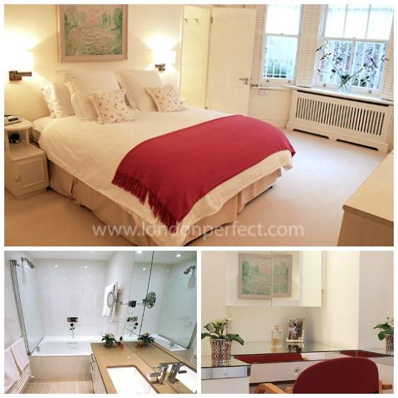 Cheslea Master Bedroom with En Suite Bathroom