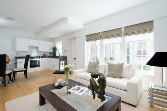 London Mews Home for Sale Chelsea