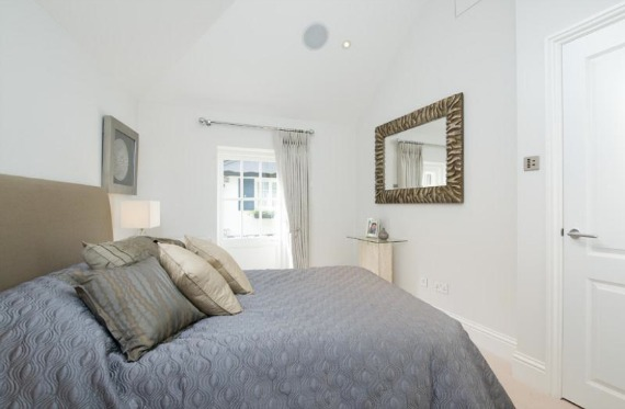 London Two Bedroom Mews Home for Sale Chelsea