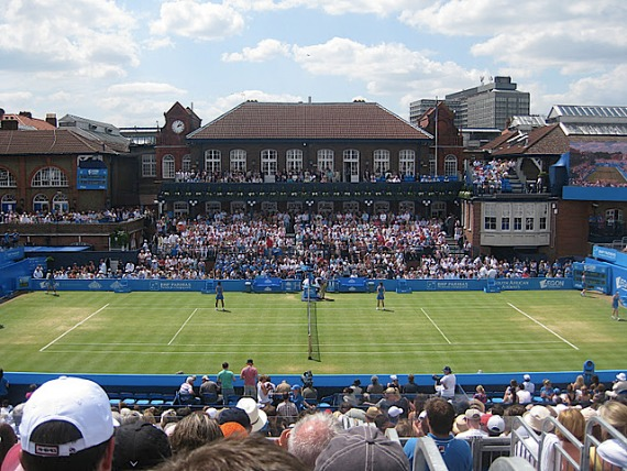 Aegon Tennis Championships at the Queen's Club in London