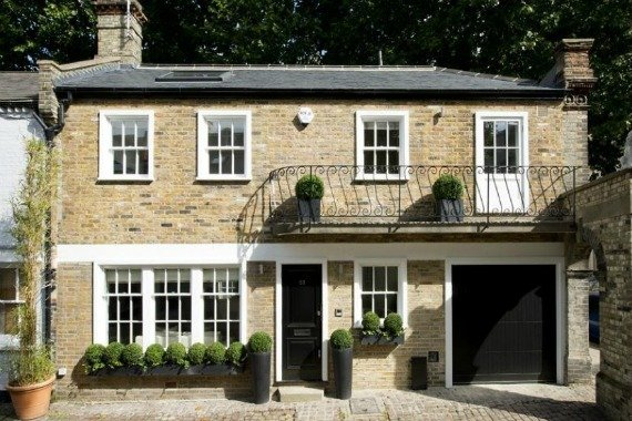 Gorgeous Mews Home for Sale in Chelsea