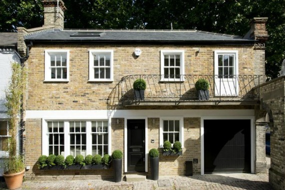 Stunning Chelsea Mews Home for Sale