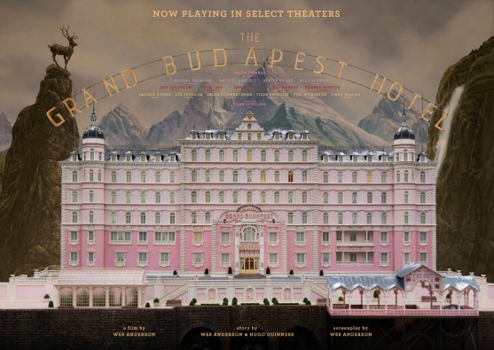 Take a journey inside the Grand Budapest Hotel.
