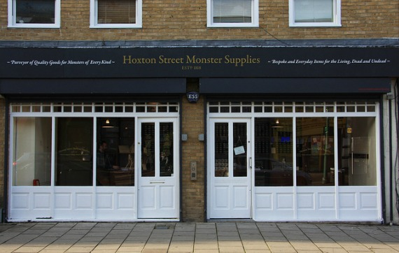 Hoxton Street Monster Supplies London