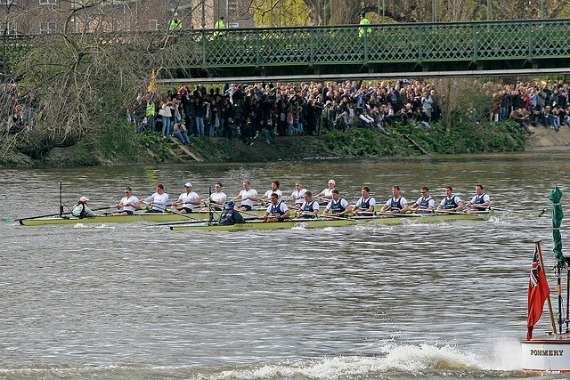Oxford Cambridge Boat Race London