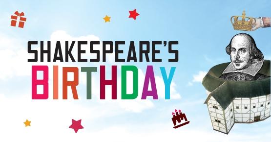 Shakespeare's Birthday at the Globe London