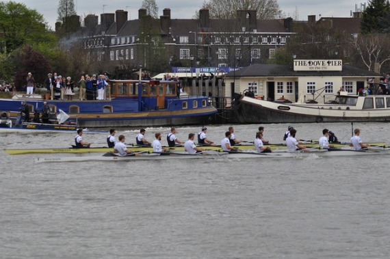 The Boat Race in London