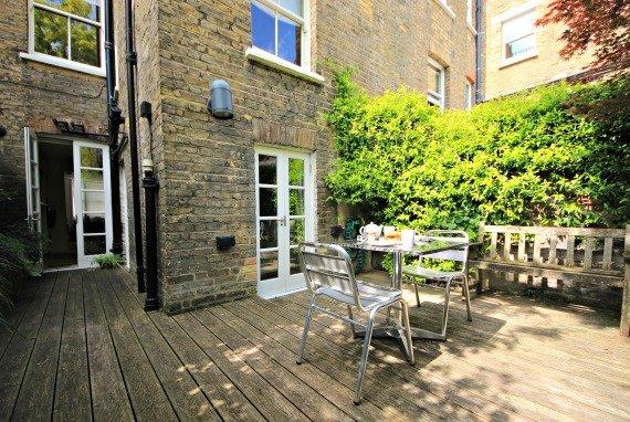One Bedroom Chelsea London Vacation Rental