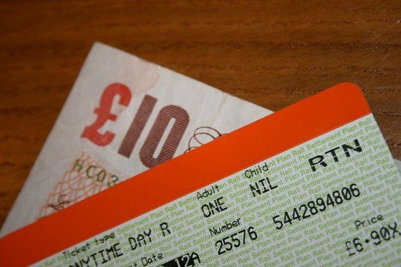 Save some serious money on train tickets by booking early