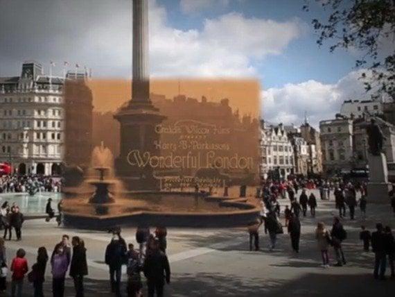 Wonderful London in 1924 & 2014