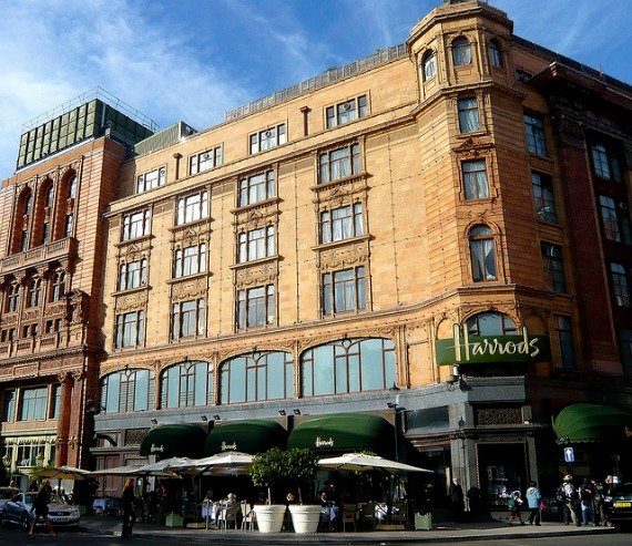 There is Only One Sale – The Harrods Summer Sale!