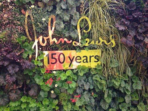 John Lewis Celebrates 150 Years