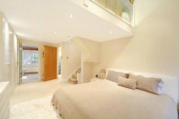 London Property for Sale Pembroke Place Bedroom