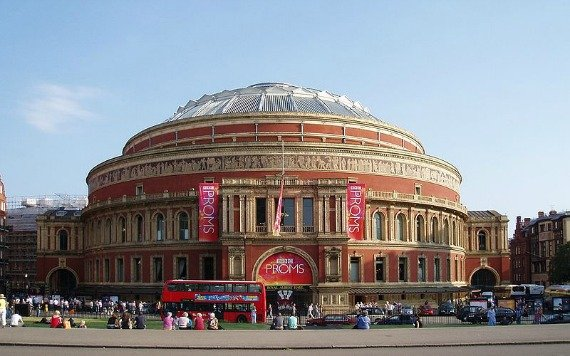 Music Magic at the BBC Proms in London