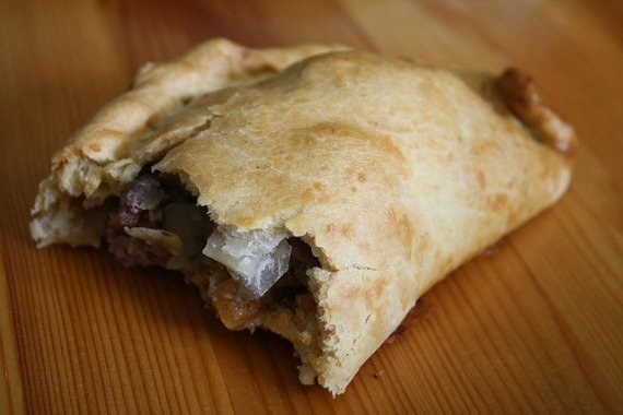 Cornish Pasty Quintessential British Food England London