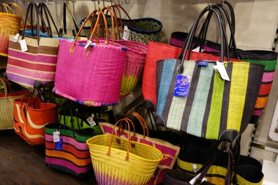 Summer bags in every colour TKMaxx London Shop Bargain