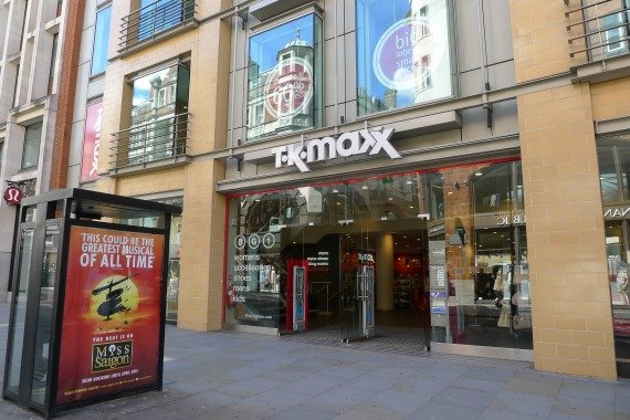 TKMaxx London Covent Garden Longacre