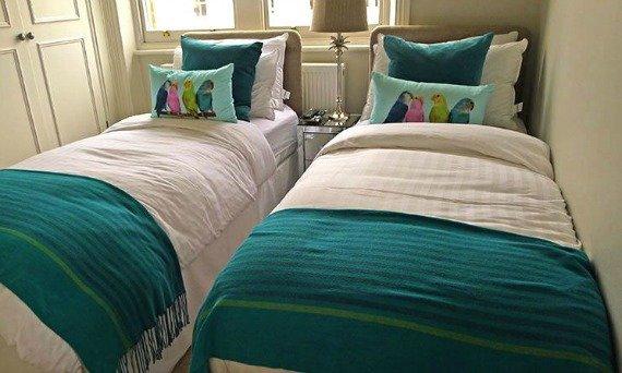 London Perfect Austen Charming Second Bedroom