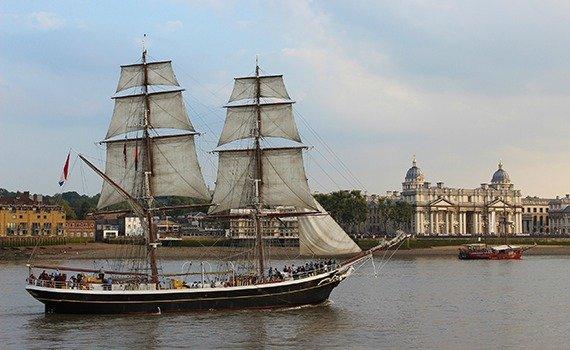 London Tall Ships Festival 2014