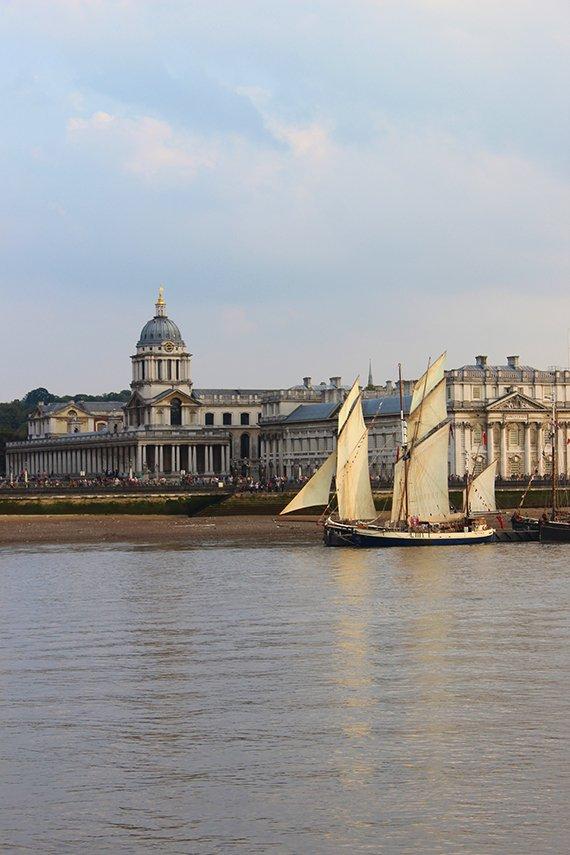 Tall Ships Festival London 2014 Greenwich