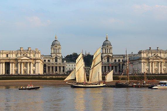 Tall Ships Festival London 2014 Royal Greenwich