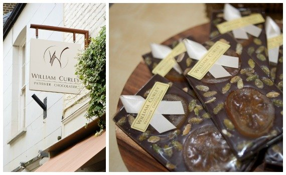 William Curley – A Chocolate Lover's Heaven in Belgravia!