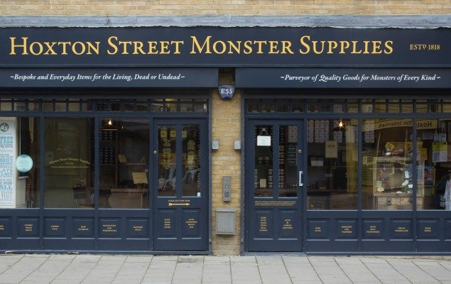 Spooky Scary – The Best Monster Supplies and Treats in London!